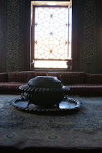 Photo: Toptaki Palace harem room