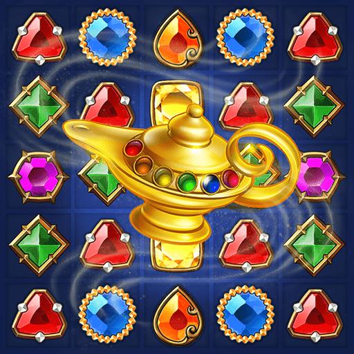 1001 Jewel nights - Match 3 Puzzle