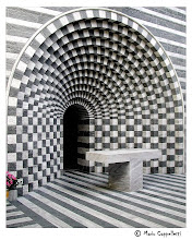 Photo: Mogno TI, Architekt Mario Botta