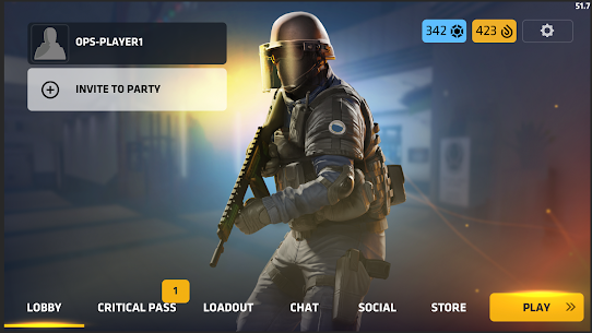 Critical Ops Mod 1.25.0.f1397 Apk [Unlimited Ammo] 7
