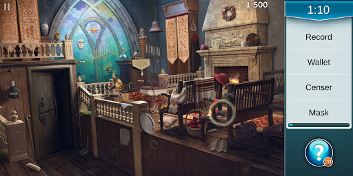 Detective Story: Jack's Case - Hidden objects filehippodl screenshot 8
