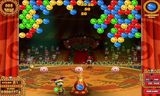 Circus Bubble Screenshot