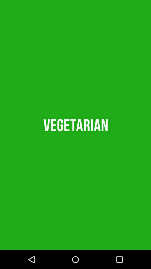 Газета Vegetarian- screenshot