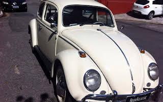 Volkswagen Fusca Rent São Paulo