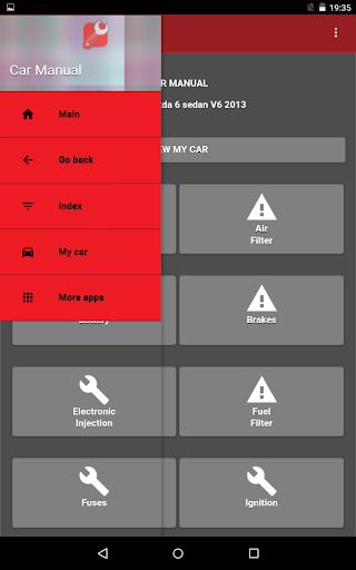 Car Manual - Problems and Repairs  screenshots 8