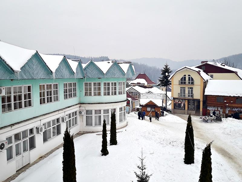 Санатории Поляны