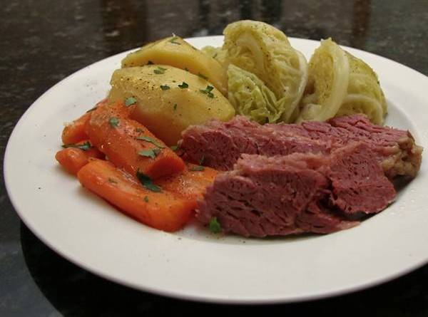 Corned Beef And Cabbage Recipe