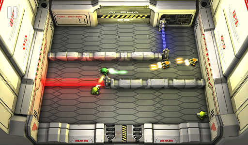 Tank Hero: Laser Wars screenshot 3