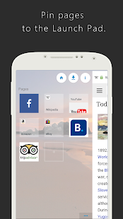 Surfy Browser- screenshot thumbnail