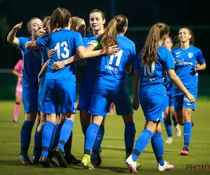 Gwen Duijsters bezorgt Genk eerste driepunter met hattrick, ook Essevee wint op openingsdag Super League