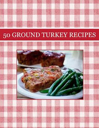 50 GROUND TURKEY RECIPES