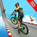 BMX Cycle Racing Stunts 3D icon