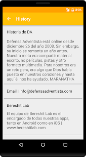 Defensa Adventista- screenshot thumbnail