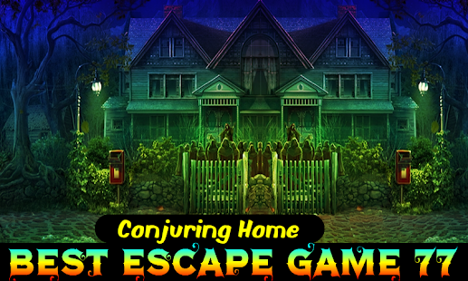 Best Escape 77- Conjuring Home - náhled