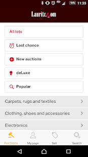 Lauritz.com – Online Auctions- screenshot thumbnail
