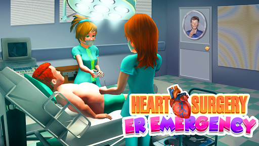 Heart Surgery ER Emergency app (apk) free download for Android/PC/Windows screenshot