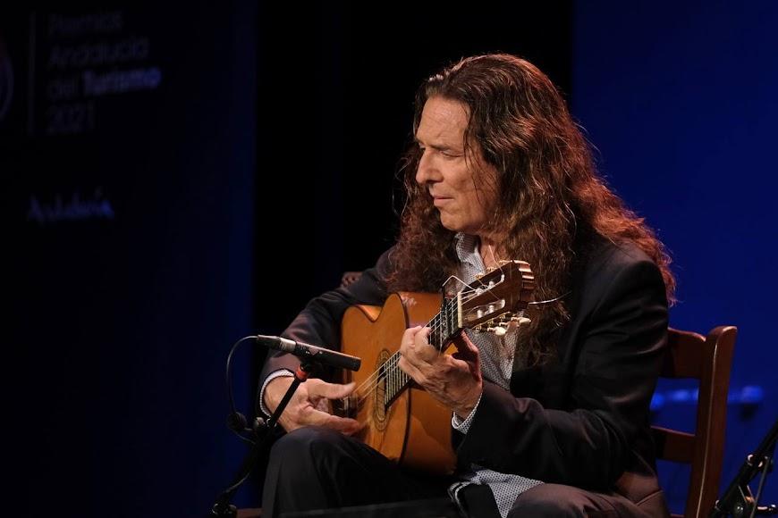 La gala contó con el guitarrista almeriense Tomatito.