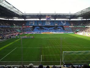 Photo: MSV Duisburg - Schalke'04 1-1, Bundesliga, MSV Arena, toeschouwers 31.500 (uitverkocht)
