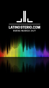 Latino Sterio App- screenshot thumbnail