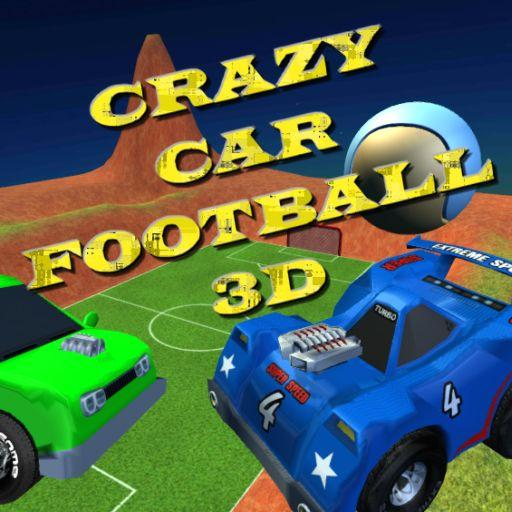 Crazy Car Football 3D