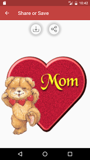 PC u7528 Mothers day Gif 2019. 2
