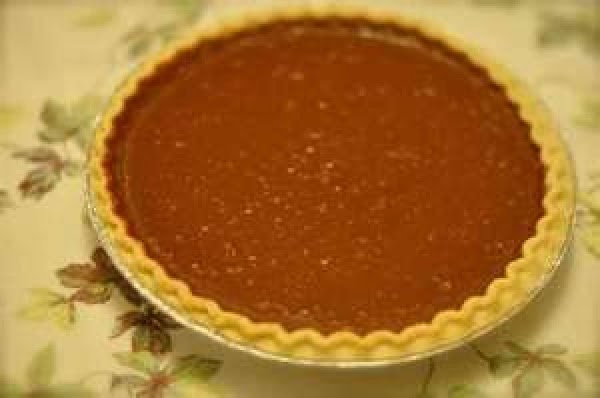 Mother's Homemade Chocolate Pie Recipe