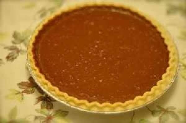 Mother's Homemade Chocolate Pie Recipe