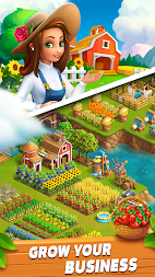 Funky Bay - Farm & Adventure game APK screenshot thumbnail 3