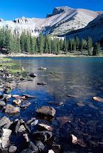 Photo: Stella Lake, Great Basin National Park, Snake Range, Nevada
