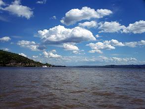 Photo: Tó ez, vagy folyó?