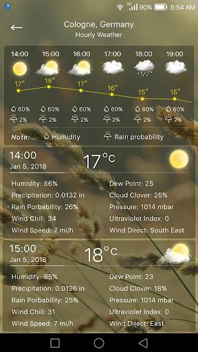 Weather  screenshots 4