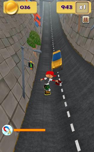 Scooter Flip Rush