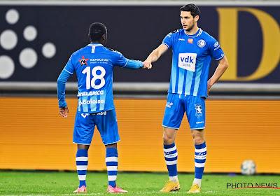 """Roman Yaremchuk wil het seizoen redden tegen Standard Luik: """"Het is allesbehalve een goed seizoen voor ons"""""""