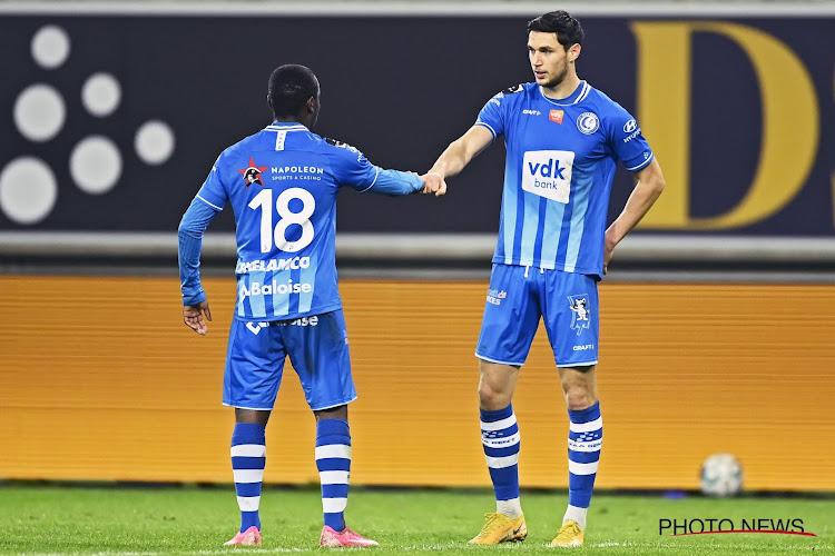 """Yaremchuk """"n'en revenait pas"""" de ne pas avoir obtenu de penalty"""