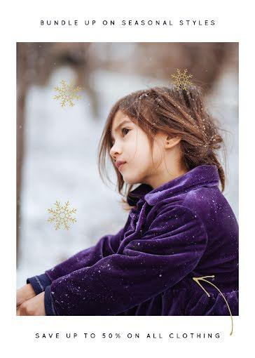 Seasonal Styles - Photo Card Template