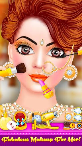 Royal Indian Doll Wedding Salon : Marriage Rituals 1.16 screenshots 8