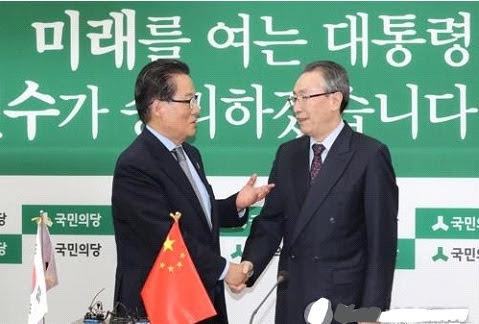 中國特使說抵制韓國是民眾自發行動,並不是政府期望的。
