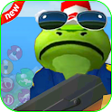 Amazing Squad Frog Simulator City icon