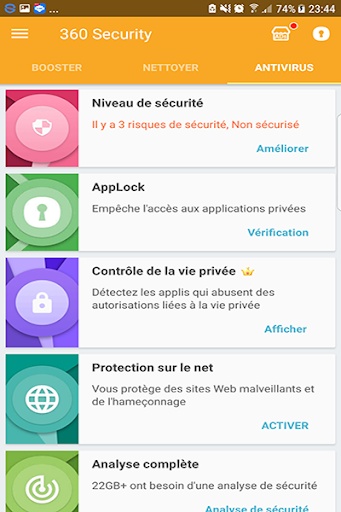 360 Security- Antivirus, Cleaner, AppLock, Booster for PC