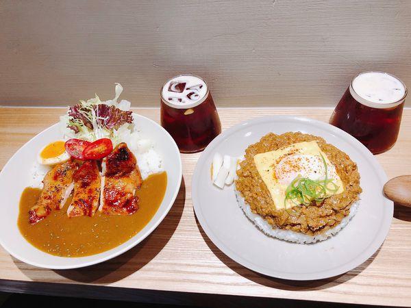 小仺館 Cafe & Rice 台電大樓人氣咖哩