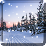 Snow Live Wallpaper PRO Icon