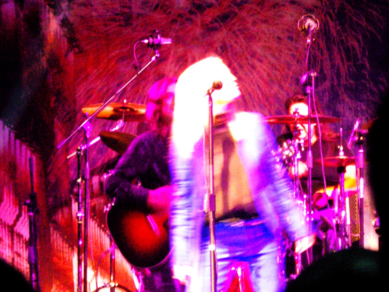 patty in concert di G.Papagno