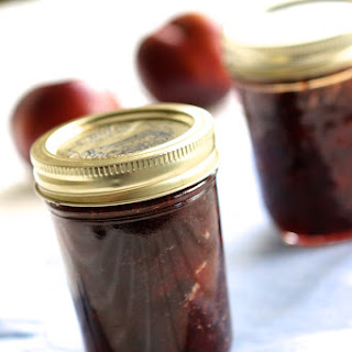 Homemade Plum Jam.