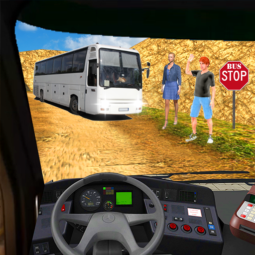 Mountain Bus Driving Off Road : 3D Bus Simulator game (apk) free download for Android/PC/Windows