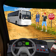 Mountain Bus Driving Off Road : 3D Bus Simulator