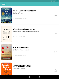 Audiobooks from Libro.fm – miniaturescreenshot