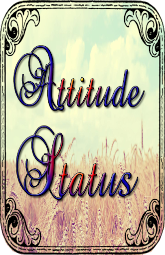 2016 Attitude Status