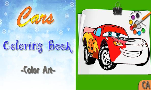 Download Mcqueen Boyama Sayfaları Arabalar 3 Apk Latest Version Game