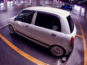 ミラジーノ L700S ミニライトスペシャルのカスタム事例画像 雨砂さんの2020年02月15日20:04の投稿