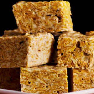 Sweet Potato Chips Marshmallow Treat.